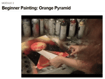 Spray Paint Art For Beginners