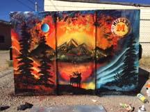 spray paint art secrets trent 1